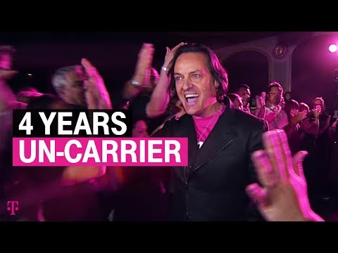 T-Mobile | Changes Wireless for Good | Four Years of Un-carrier