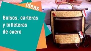 Bolsos, carteras, fajas y billeteras de cuero   Ideas