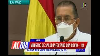 Ministro de Salud esbozó renuncia a su cargo