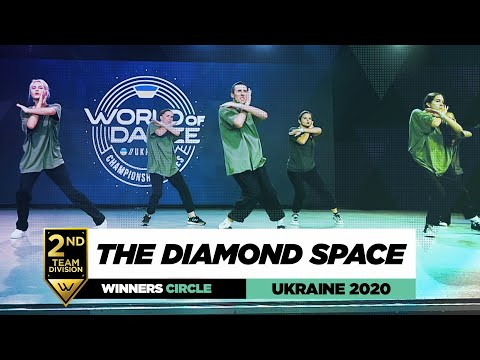 Diamond Team   2nd Place Team   Winners Circle   World of Dance Ukraine 2020   #WODUA20