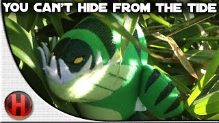 Dota 2 Fails - You can't hide from the Tide!