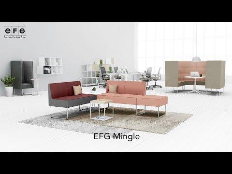 EFG Mingle - How compact can a sofa be?