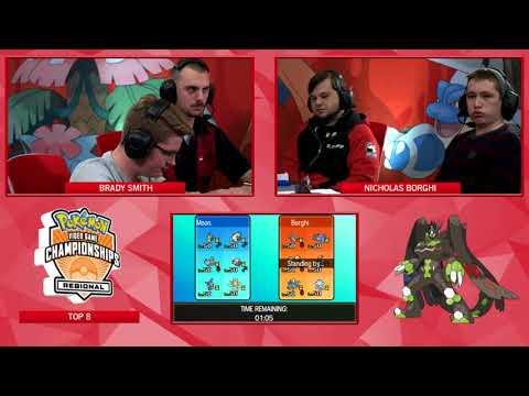 connectYoutube - 2017 Pokémon Memphis Regional Championships: VG Masters Top 8, Match B