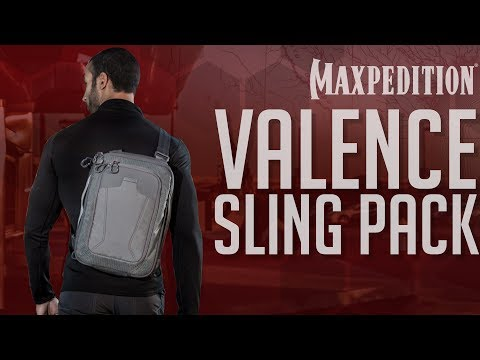 MAXPEDITION Advanced Gear Research VALENCE Tech Sling Pack