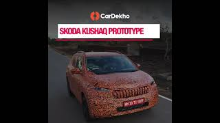 Skoda Kushaq 2021: Specifications, Features, Engine Options, and More!