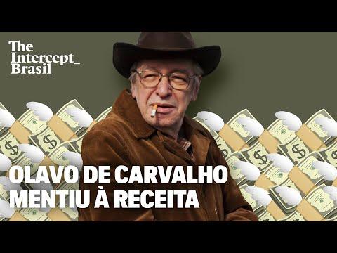 Por que Olavo de Carvalho mentiu à Receita Federal?
