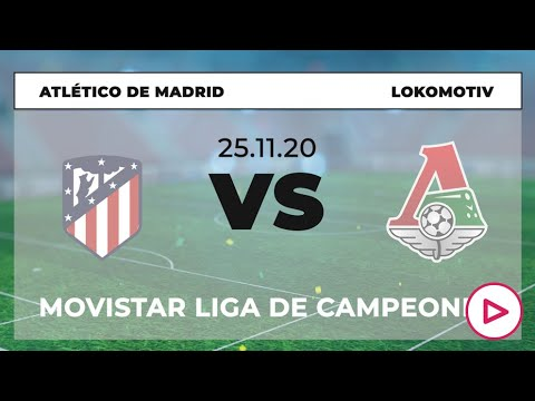 Horario Atlético de Madrid Lokomotiv
