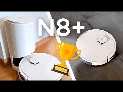 ECOVACS Deebot N8+: il migliore ora si s …