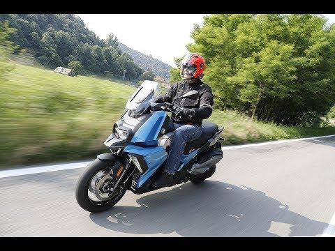Motosx1000: Presentación y Primera Prueba BMW C400X