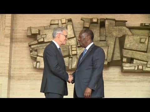 Entretien avec le Président du Conseil Economique, Social et Environnemental de France