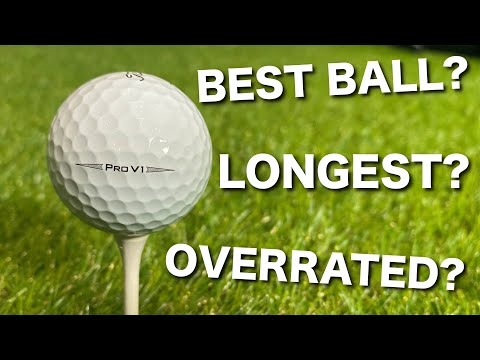 Is the TITLEIST PROV1 Golf Ball OVERRATED?
