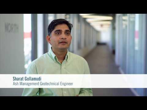 Sharat's role manage coal ash (short version)
