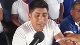 PRONUNCIAMIENTO CENTRAL SANTA ROSA EÑE RECH4ZAN A LA IGLESIA CATÓLICA NO EXISTE PERS3CUCIÓN POLÍTICA