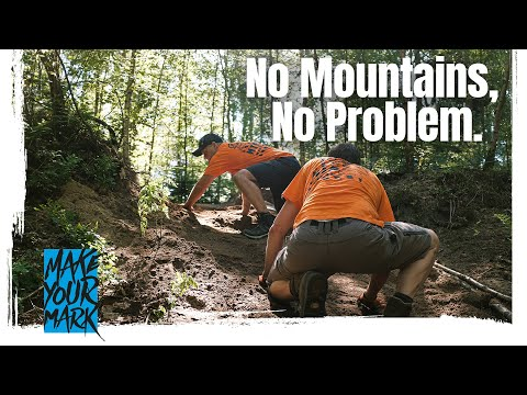 Trailbuilding in The Netherlands: No Mountains, No Problem | SHIMANO