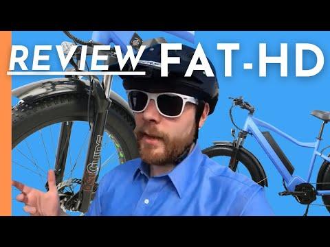 EUNORAU FAT HD Review   $2 4k High Speed Fat Electric Bike