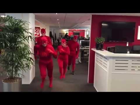 Spring med Daredevil och vänner - Vinn en GoPro 4 Black Edition