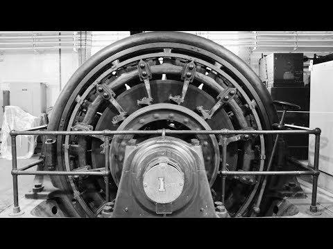 NYC's 45-Ton Rotary Convertor