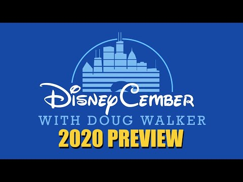 Disneycember 2020 Preview