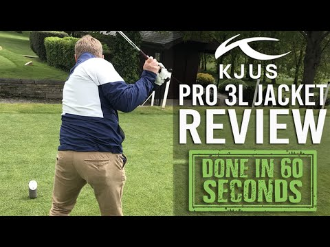 KJUS PRO 3L JACKET REVIEW - DONE IN 60 SECONDS
