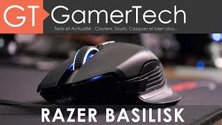 Vidéo-Test : Razer Basilisk - Unboxing & Test [FR] - La meilleure souris FPS ?