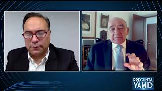 Pregunta Yamid: Luis Guillermo Plata, Gerente general para el manejo de la pandemia en Colombia