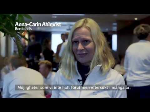 Toyota Sverige och Sveriges Paralympiska Kommitté presenterar sitt samarbete