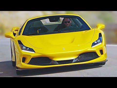 Ferrari F8 Spider ? 211MPH Open-Top Sports Car
