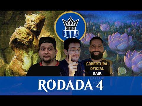 Lotus Combo VS Golgari Stompy - Pioneer Royale - Rodada 4