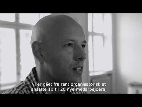 Lars Fenger fra Pascal A/S - tidligere kunde i Vækstrettet kompetenceudvikling