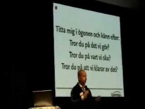 Jack Melcher Claësson, Part 2 of RTS Kapitalmarknadsdagen 2009