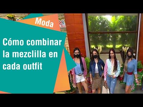 Cómo combinar la mezclilla en cada outfit | Moda