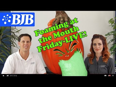 Episode 1: Foaming at the Mouth Friday! -BJB