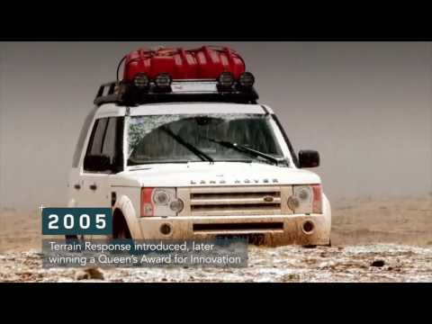 Land Rover Discovery Heritage Film