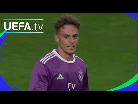Youth League highlights: Real Madrid 4-3 Monaco