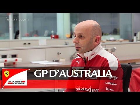 GP d'Australia - Simone Resta