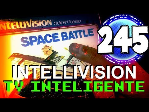 La TV Inteligente - Space Battle (1979, Intellivision)