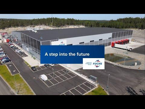 A step into the future - FUCHS Nordics new production plant
