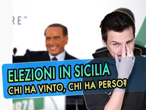 In Sicilia ha vinto il Centro-Destra… o il Movimento 5 Stelle?