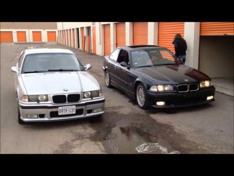 BMW M3 E36 6 Speed Imported from Germany SUPERCHARGED in Toronto Canada