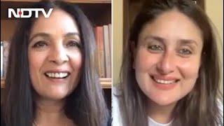 Neena Gupta Opens Up To Kareena Kapoor About Her backslash
