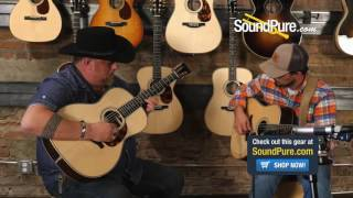 Boucher Studio Goose 000 with JP Cormier and Buddy Robertson