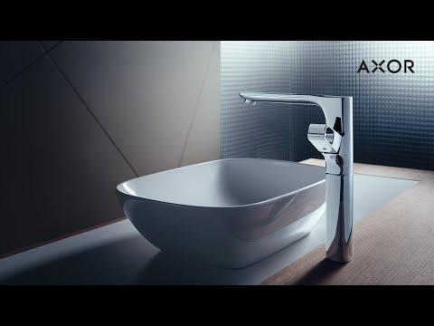 AXOR Urquiola | Grifería de baño basada en la fusión de estilos