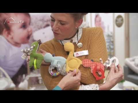 Kinderwagenkette Lupi & Lotta - Baby Fehn