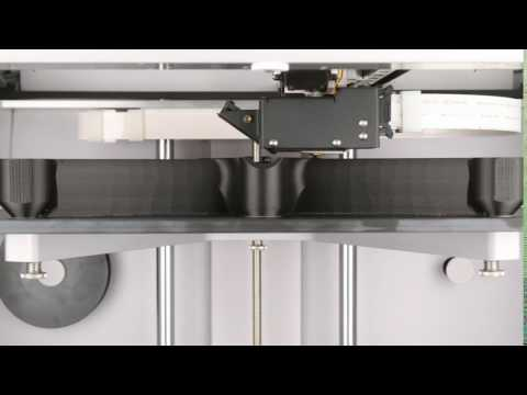 3D Carbon Fiber Printing Drone Timelapse
