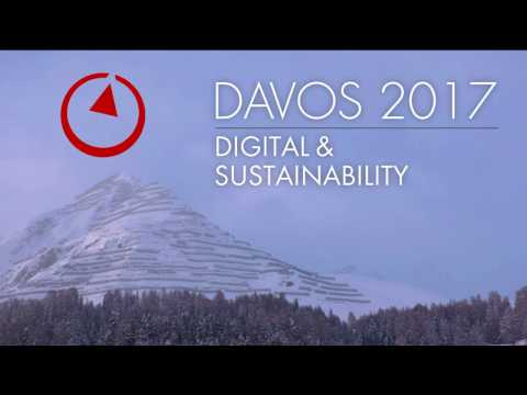 Davos 2017: Digital and Sustainability