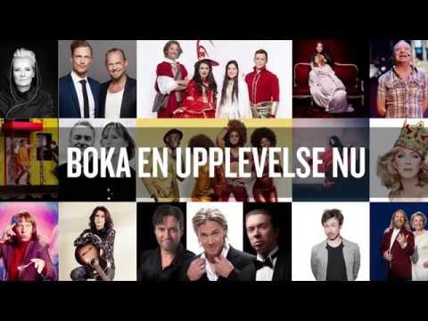 Evenemang på Jönköpings Teater och Jönköpings Konserthus