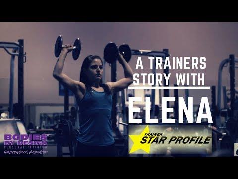 Elena - Personal Trainer Woodbridge Ontario