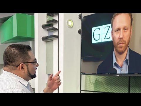 15 Minutos: Entrevista con Max Blumenthal, periodista de The Grayzone News.