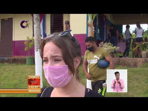 Transcurre con éxito proceso de inmunización en edades pediátricas en el extremo oriental de Cuba