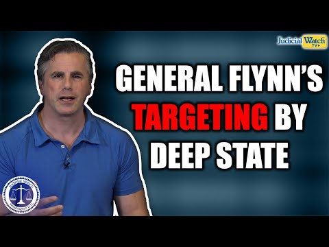 FLASHBACK: Did Obama Gang Spy on Flynn, Too? DOJ NOT Saying if They Did...